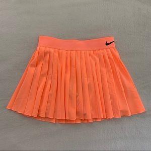 Orange Nike Court Victory Skirt ☄️🧡
